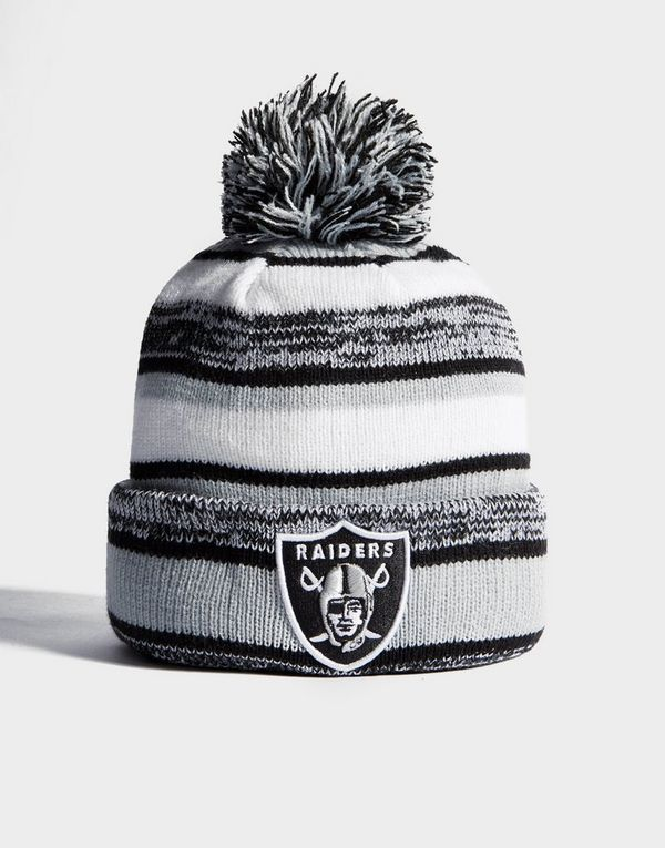 5d277671 New Era NFL Oakland Raiders Beanie | JD Sports