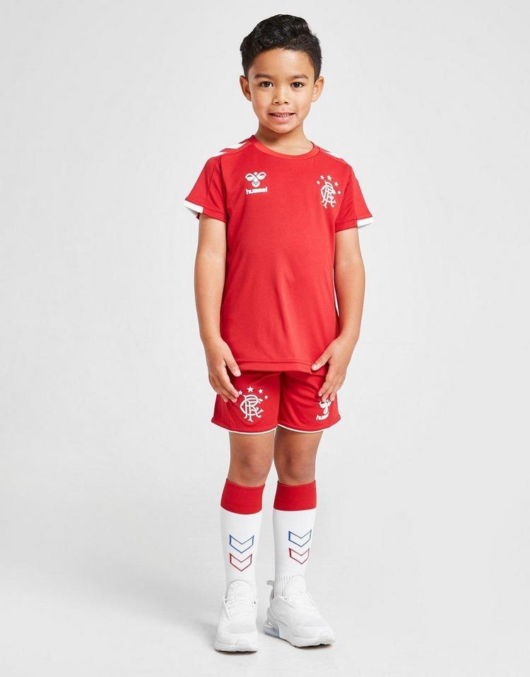 Hummel Rangers FC 2019/20 Third Kit Children