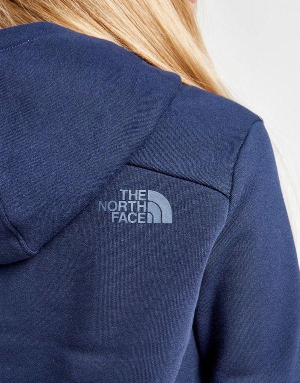 The North Face Girls' Crop Overhead Hoodie Junior