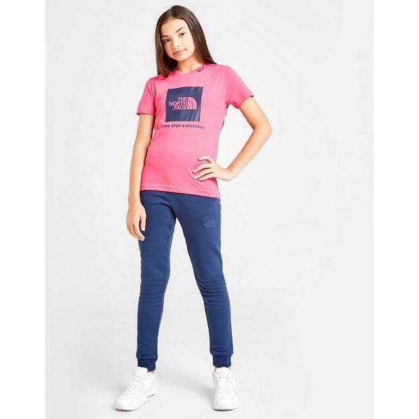 The North Face Girls' Logo Box T-Shirt Junior