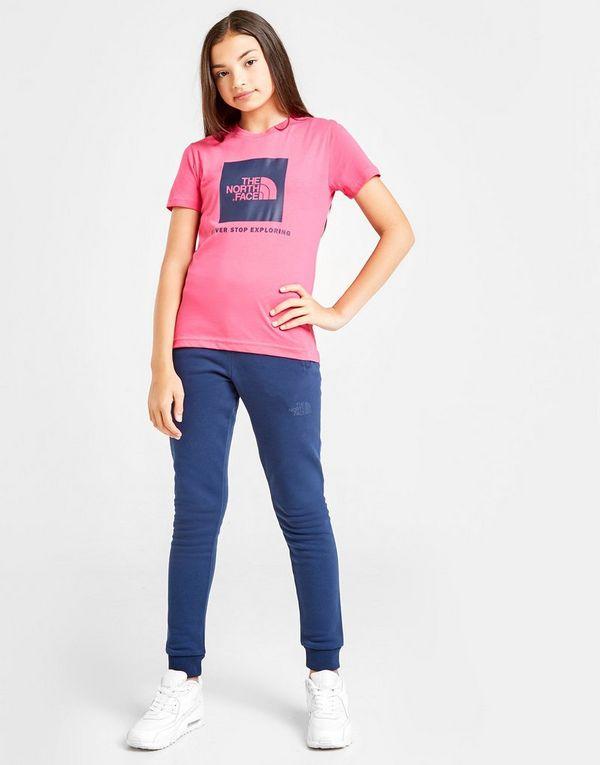 f16e9e28f The North Face Girls' Logo Box T-Shirt Junior
