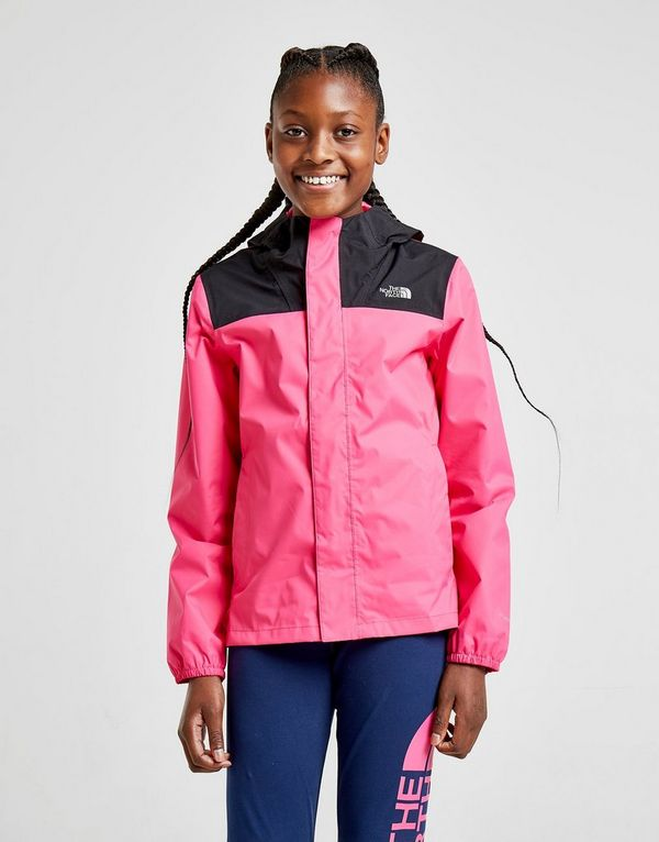 2afb31313 The North Face Girls' Resolve Reflective Jacket Junior