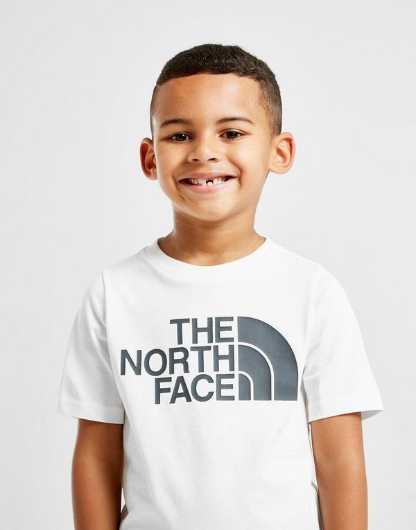 The North Face camiseta Easy Outline infantil
