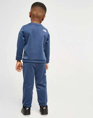 The North Face Surgent Logo Crew Tracksuit Infant