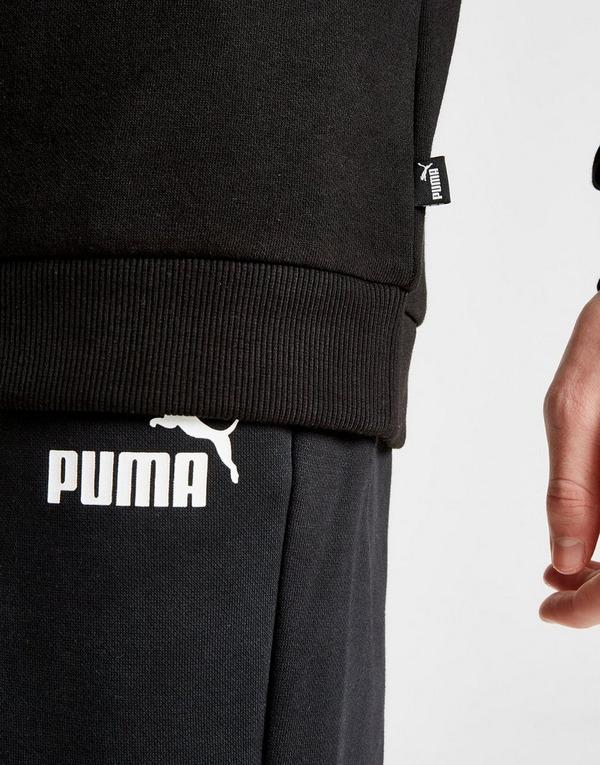 PUMA sudadera Core Logo júnior