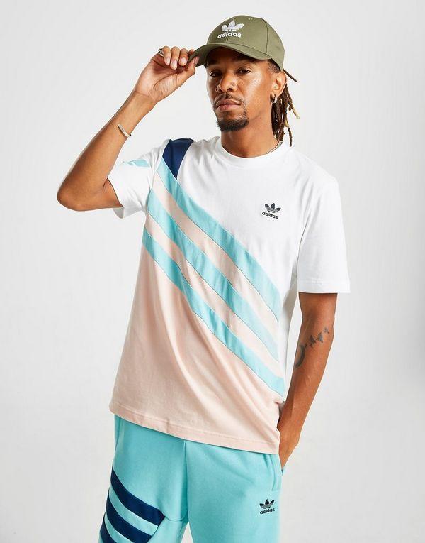 detailed look ce31c 9d12c adidas Originals Sportive '90s Short Sleeve T-Shirt   JD Sports