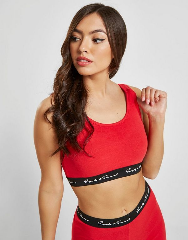 Supply & Demand Estelle Crop Top