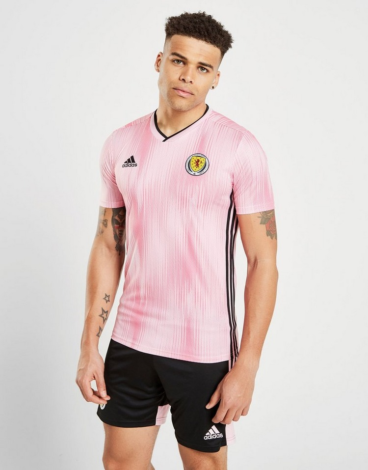 adidas Scotland WWC 2019 Away Shirt