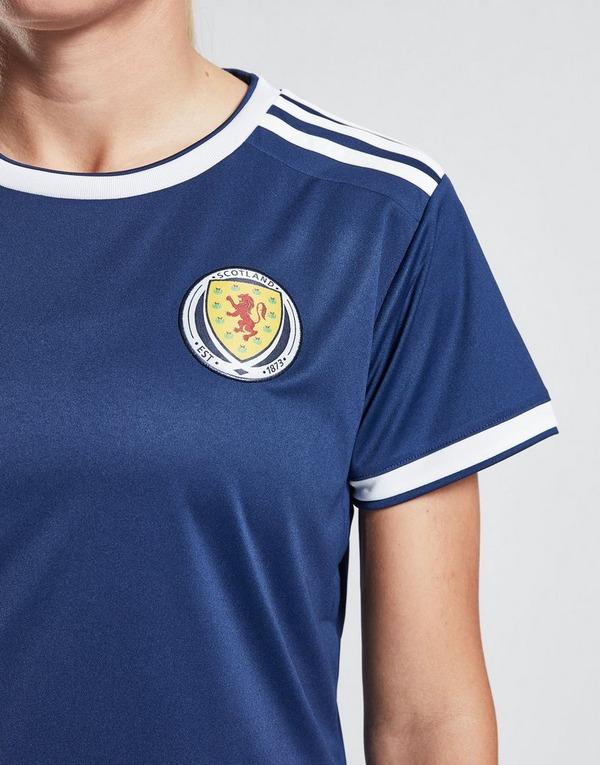 adidas Scotland WWC 2019 Home Shirt Women's