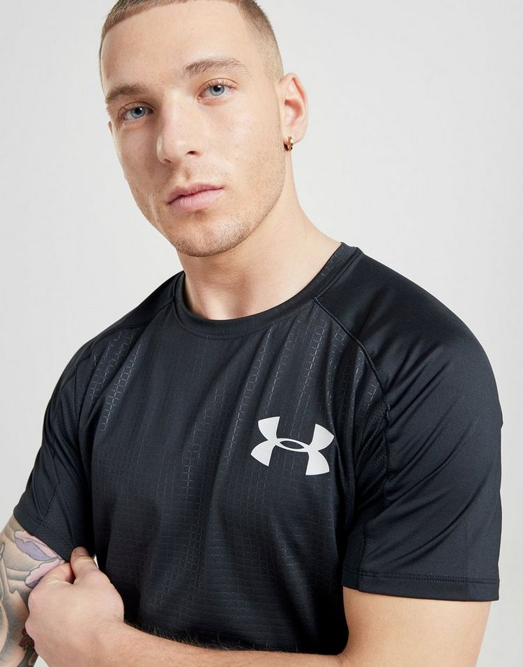 Under Armour camiseta MK1 Embossed
