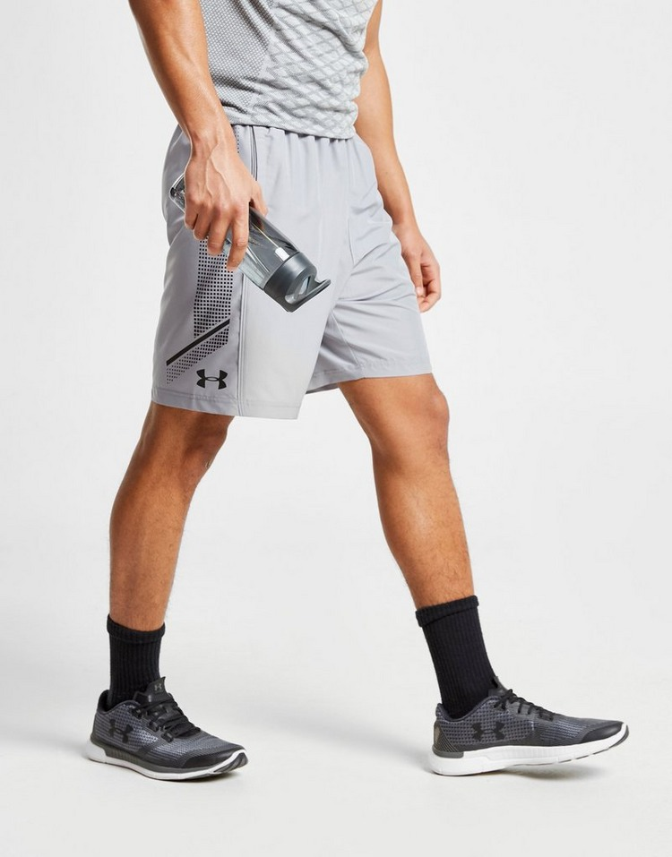 Under Armour Woven Graphic Shorts Heren