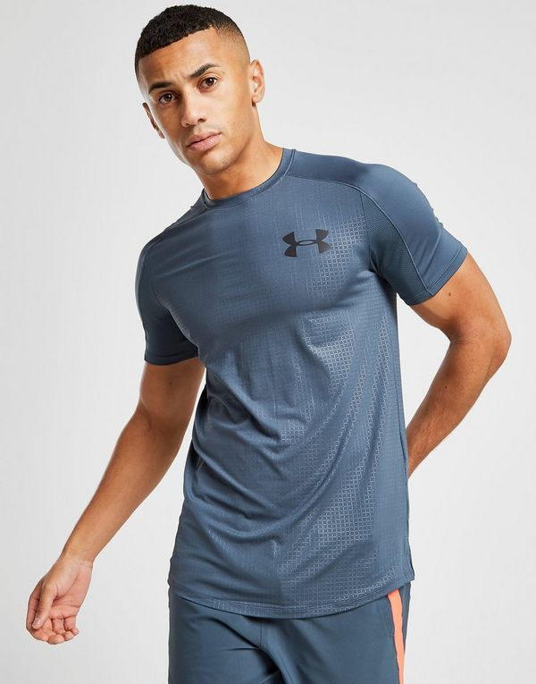 Under Armour MK1 Embossed T-Shirt