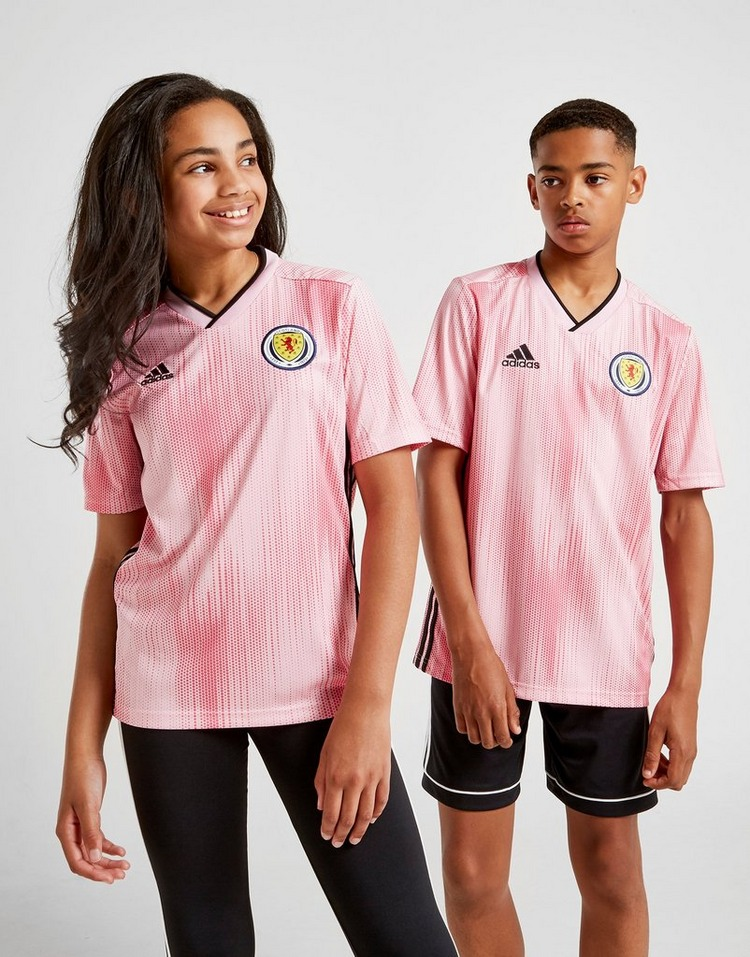 adidas Scotland WWC 2019 Away Shirt Junior