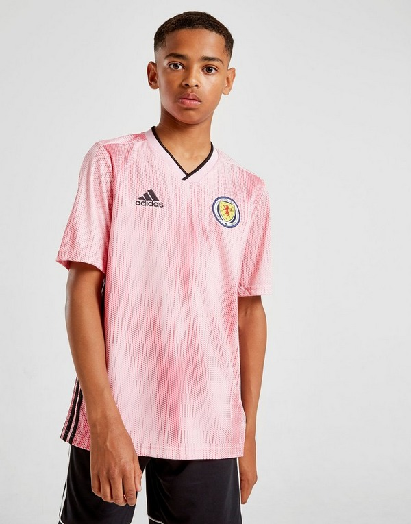 adidas Scotland WWC 2019 Away Shirt Junior