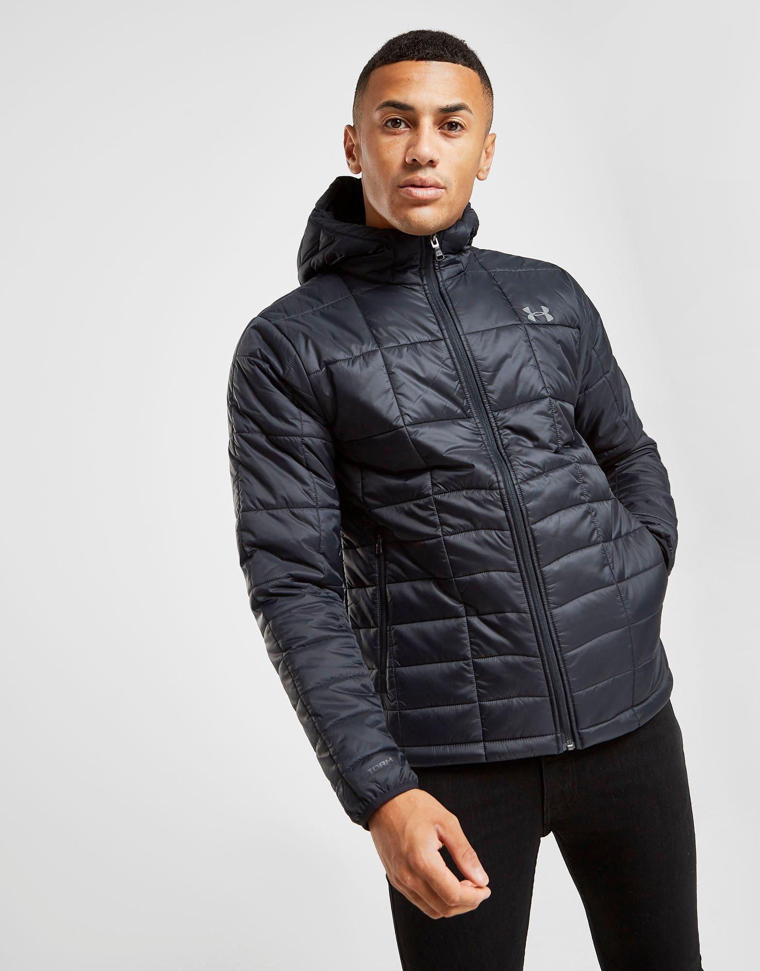 Under Armour Armour Insulated Hooded Jkt Giacca Uomo