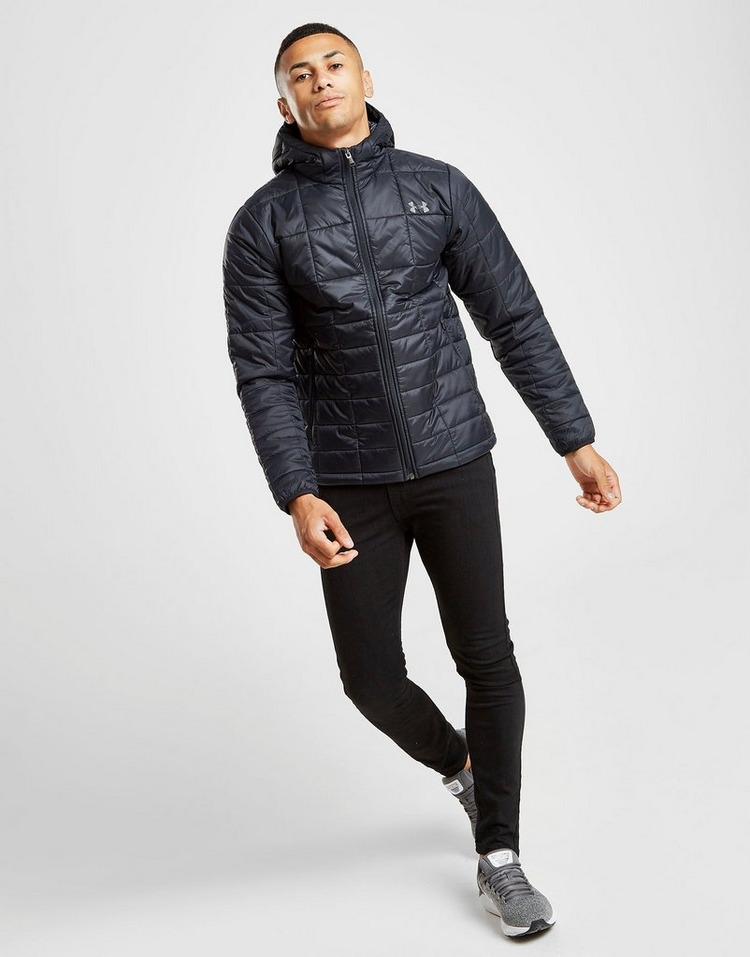 Under Armour Insulated Hooded Jacket Heren