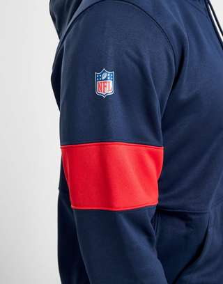 new product 83b53 c18df Nike NFL New England Patriots Therma Hoodie | JD Sports