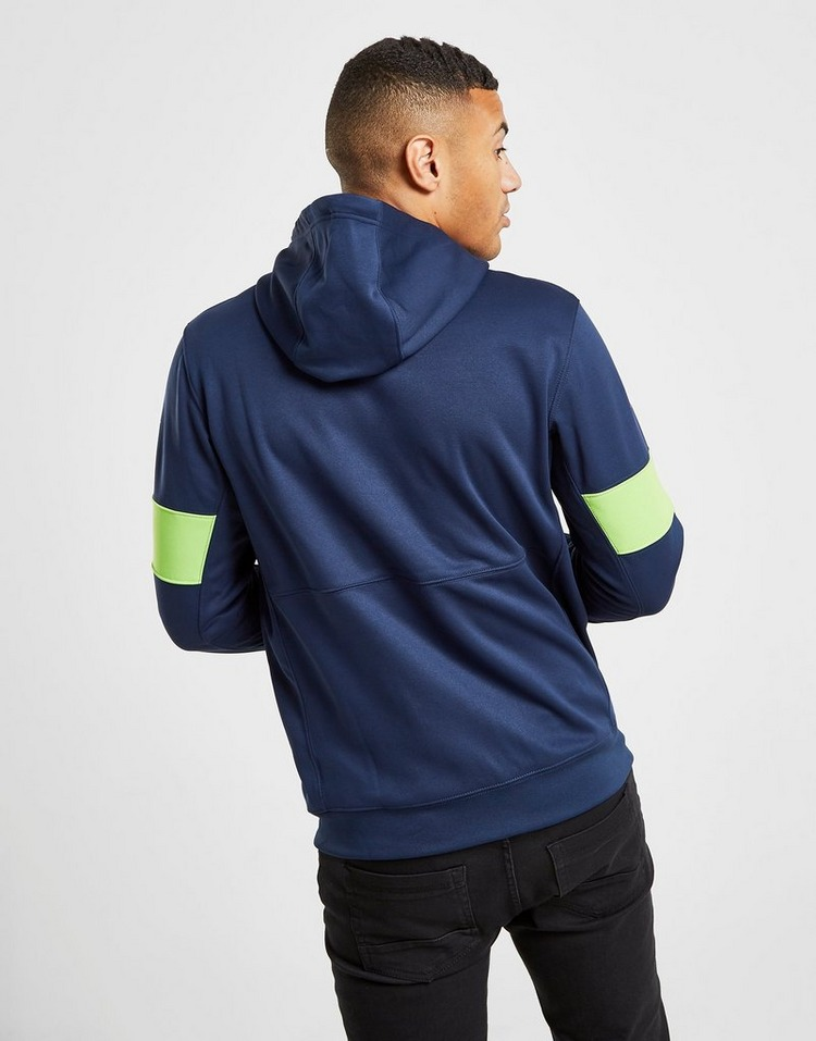 NFL Seattle Seahawks Nike Therma fit Blue Pullover Hoodie