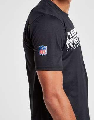 the best attitude 2a2b3 8bd1f Nike NFL Oakland Raiders Logo T-Shirt | JD Sports