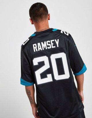 online store 53adf 77c6f Nike NFL Jacksonville Jaguars Game (Jalen Ramsey) Men's ...