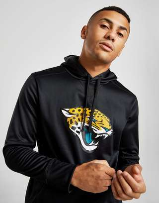 low priced 592e6 772a6 Nike NFL Jacksonville Jaguars Logo Hoodie | JD Sports