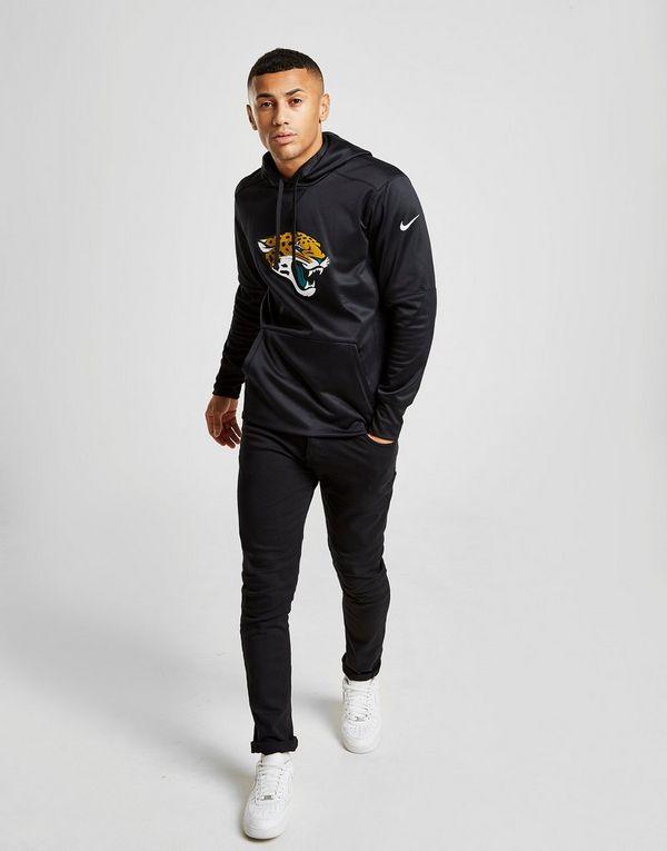 separation shoes 3b927 36f93 Nike Dri-FIT (NFL Jaguars) Men's Hoodie | JD Sports