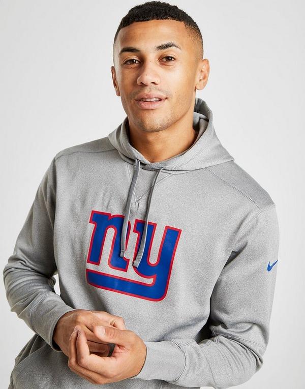 Nike NFL New York Giants Logo Hoodie