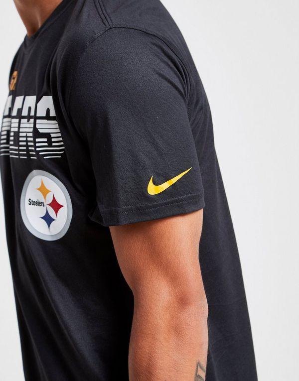Nike NFL Pittsburgh Steelers Logo T-Shirt