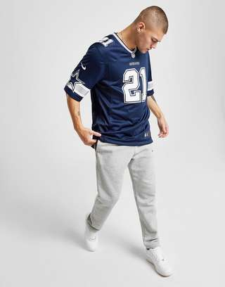 new style 27d8d f223a Nike NFL Dallas Cowboys Game (Ezekiel Elliott) Men's ...