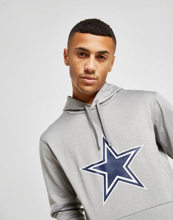 newest collection 50103 c8e3d Nike Circuit Logo Essential (NFL Cowboys) Men's Pullover ...