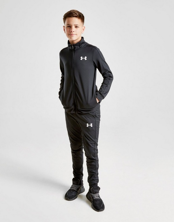 Under Armour Poly Tracksuit Junior