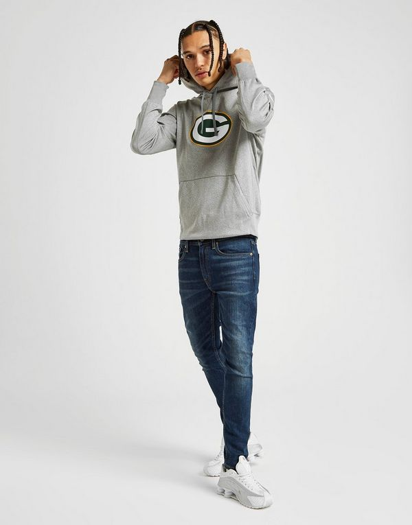 best service 961bd 33790 Nike Circuit Logo Essential (NFL Packers) Men's Pullover ...