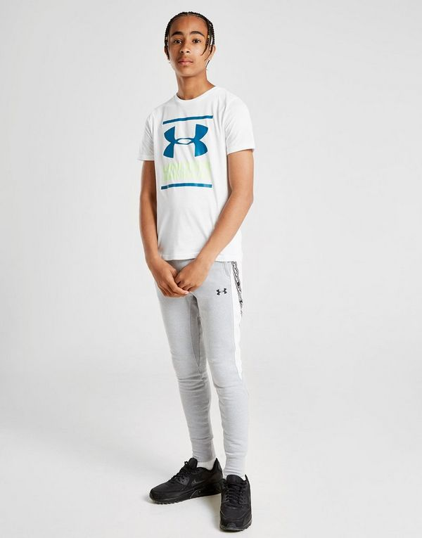 Under Armour Streaker Logo T-Shirt Junior