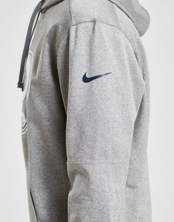 Nike NFL Los Angeles Rams Logo Hoodie   JD Sports