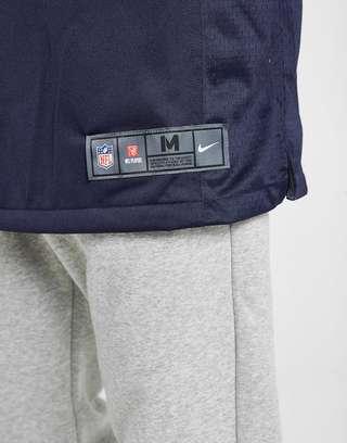 size 40 6236e ab7bb Nike NFL Chicago Bears (Mitch Trubisky) Men's American ...