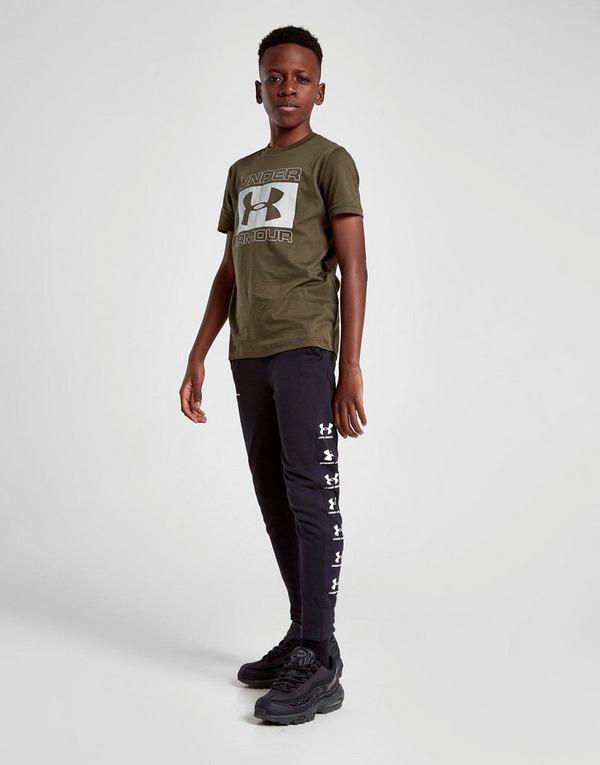 Under Armour Brand Stack T-Shirt Junior