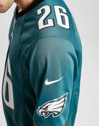 brand new ee3e6 59434 Nike NFL Philadelphia Eagles (Carson Wentz) Men's Game ...