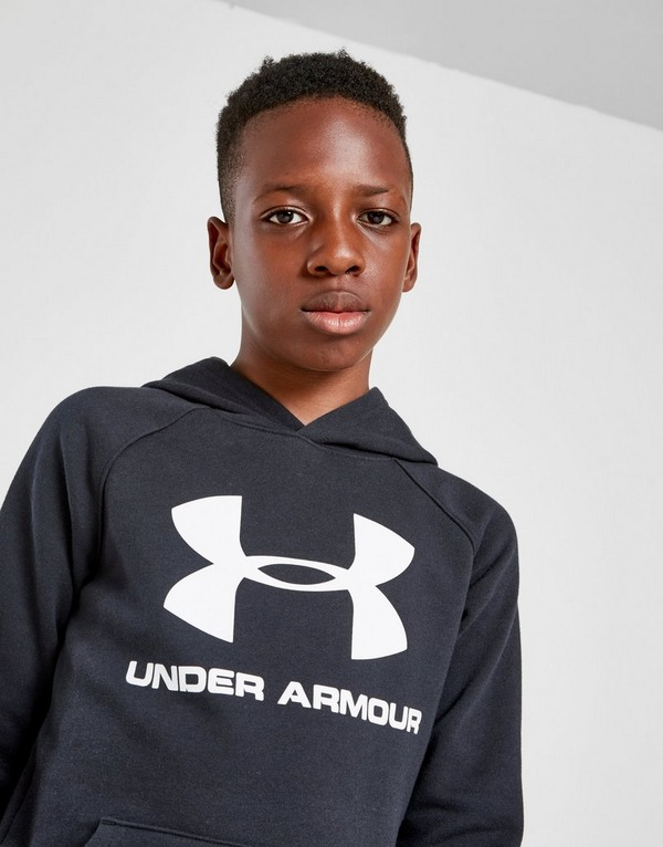 Under Armour Sweat à capuche Rival Logo Junior | JD Sports