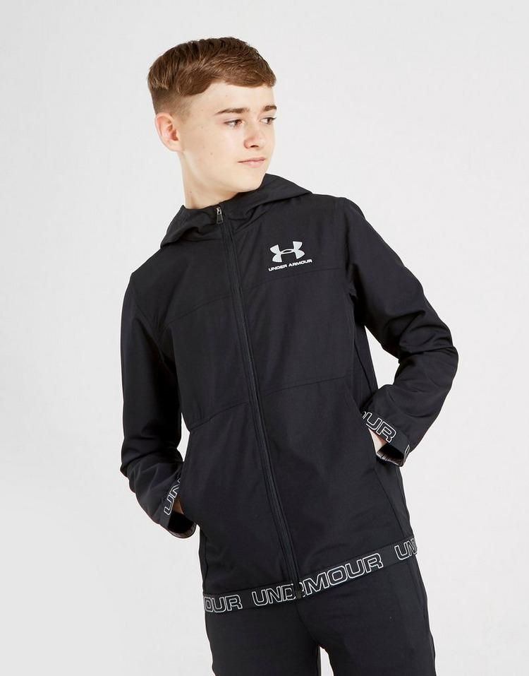 Under Armour chaqueta Woven Lightweight júnior