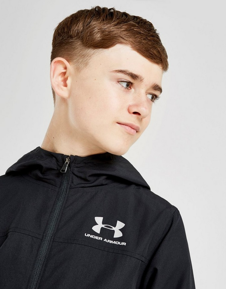 Under Armour chaqueta Woven Lightweight júnior