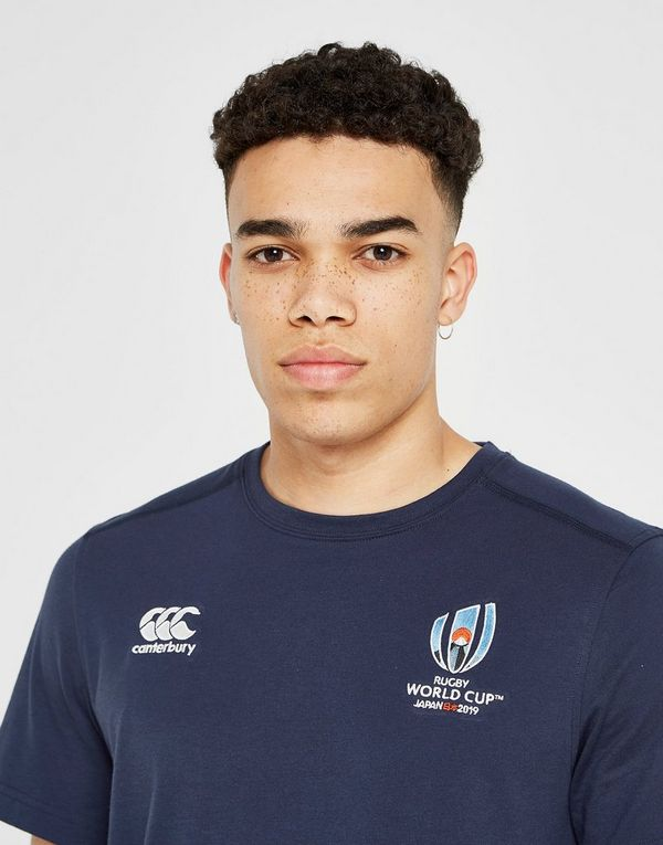 Canterbury Rugby World Cup 2019 Cotton T-Shirt