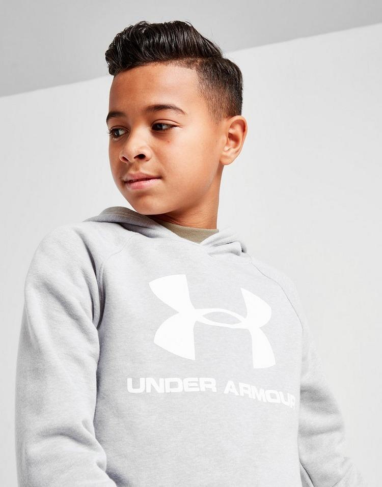 Under Armour Rival Logo Hoodie Junior