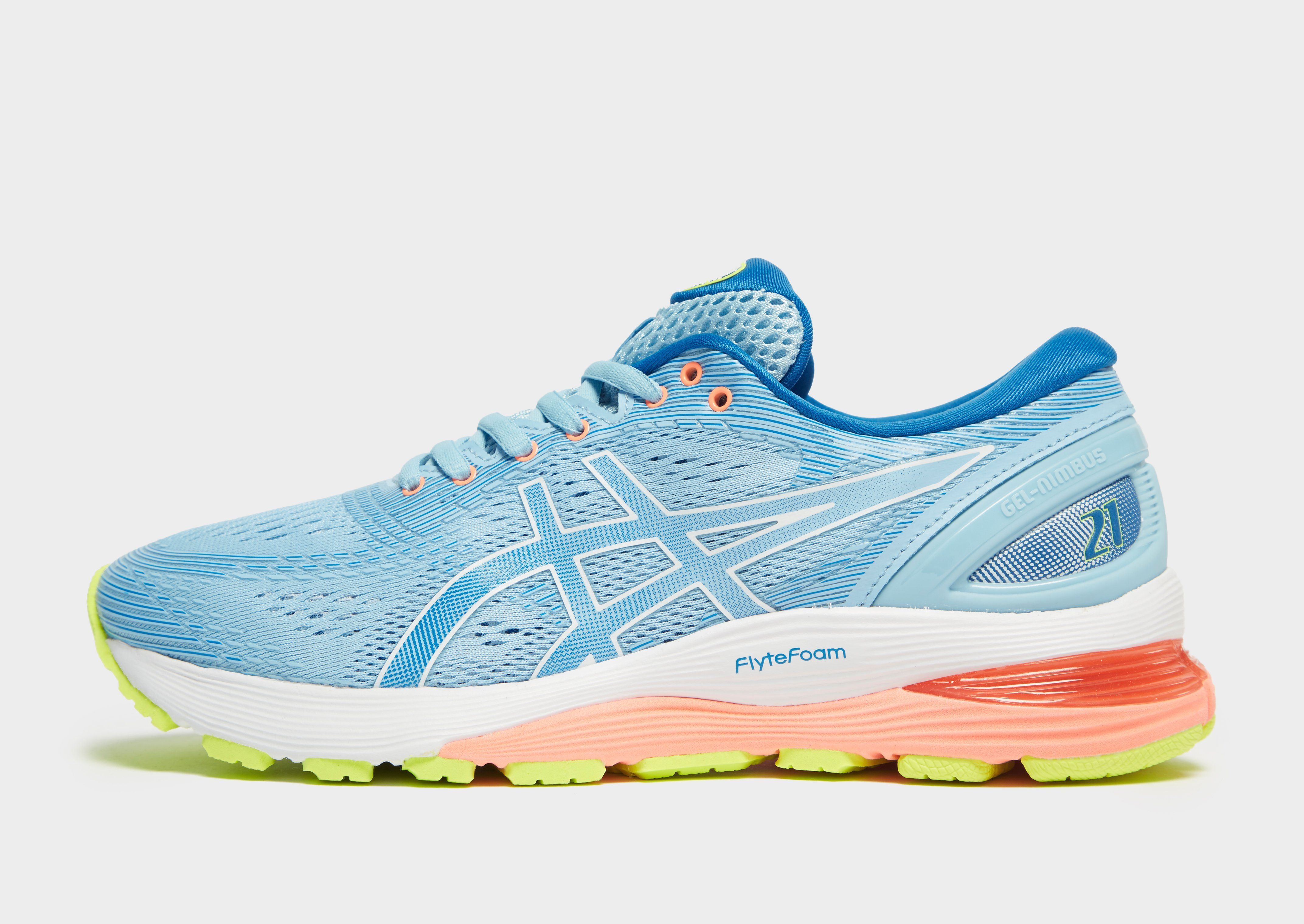 separation shoes 76770 cc093 ASICS GEL-Nimbus 21 Women's | JD Sports