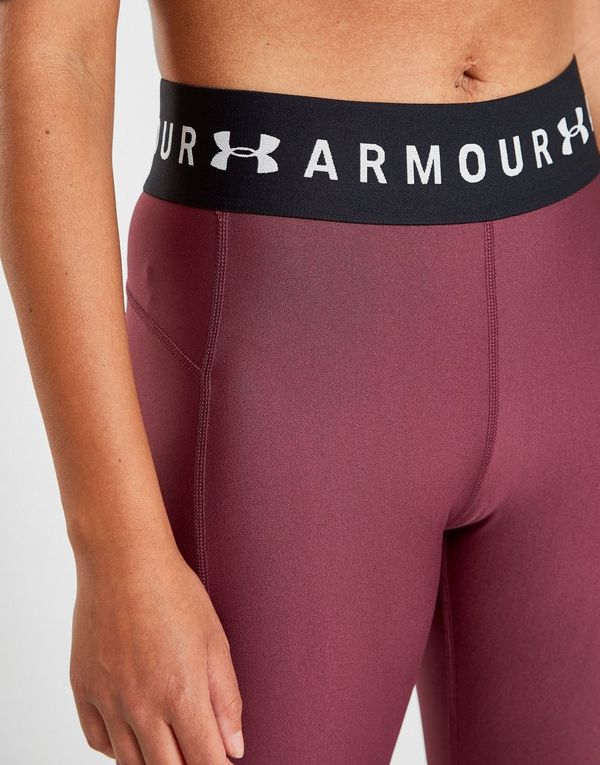 Under Armour Branded Waistband Leggings