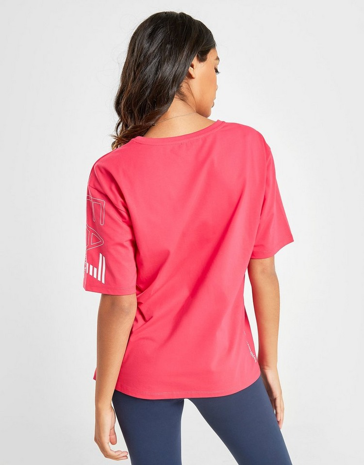 Emporio Armani EA7 Sleeve Logo T-Shirt