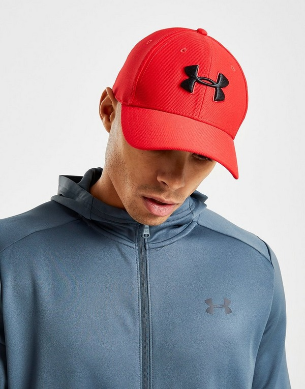 Compra Under Armour gorra Blitzing 3.0 en Rojo | JD Sports