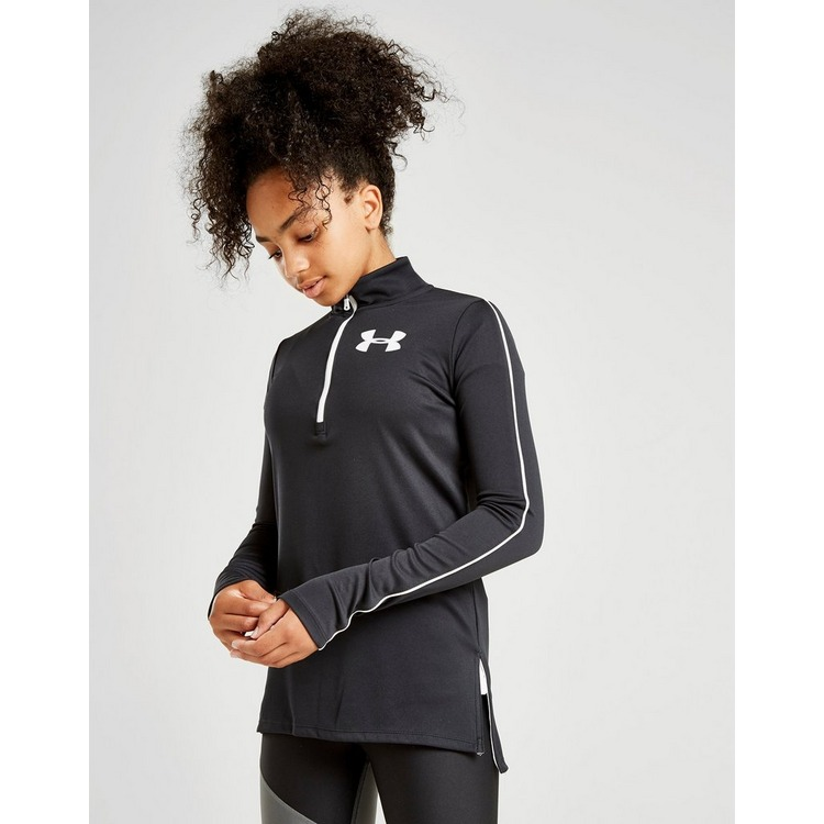 Under Armour camiseta de manga larga Girls' Tech 1/2 Zip júnior