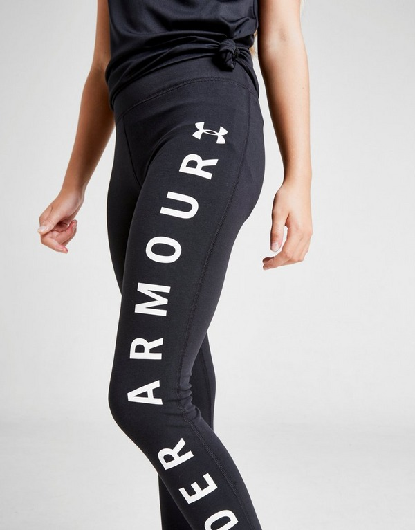 Under Armour Girls' Sportstyle Leggings Junior