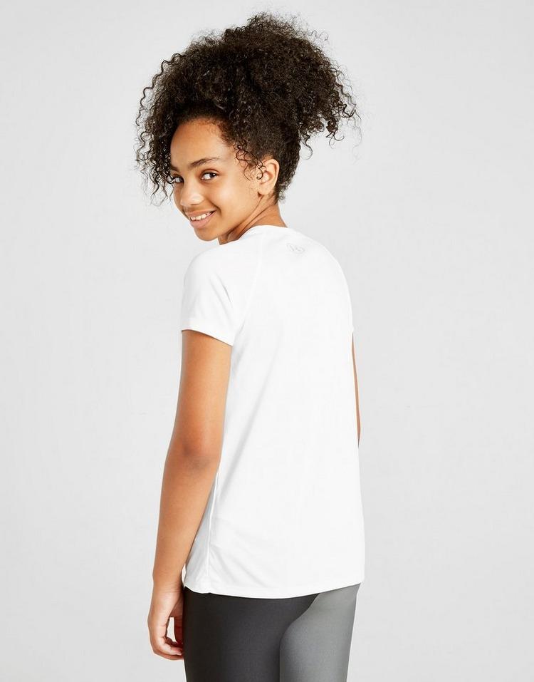 Under Armour camiseta Girls' Large Logo júnior