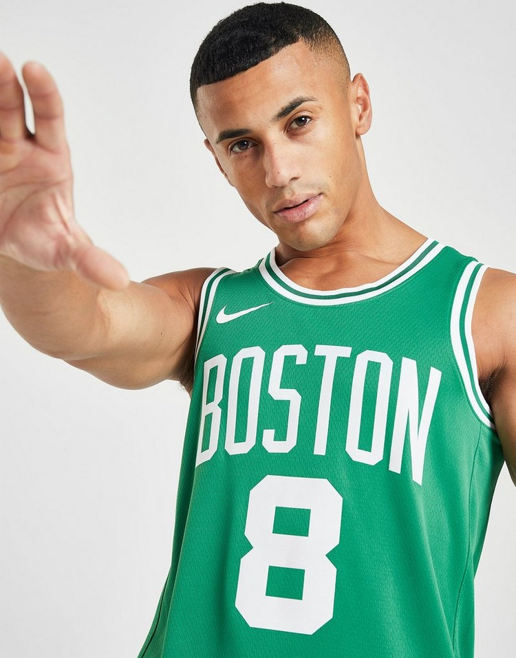 Nike NBA Boston Celtics Walker #8 Swingman Koripallopaita Miehet